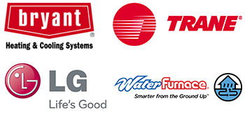 Air Conditioning Brand Logos - Gilliams Heating and Cooling