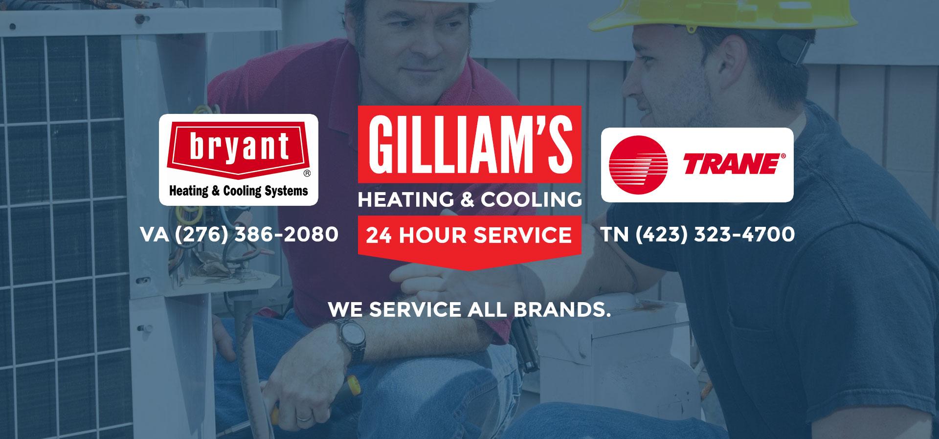 Kingsport, TN Heating & Cooling Repair